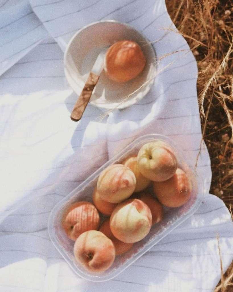 foto con la frutta