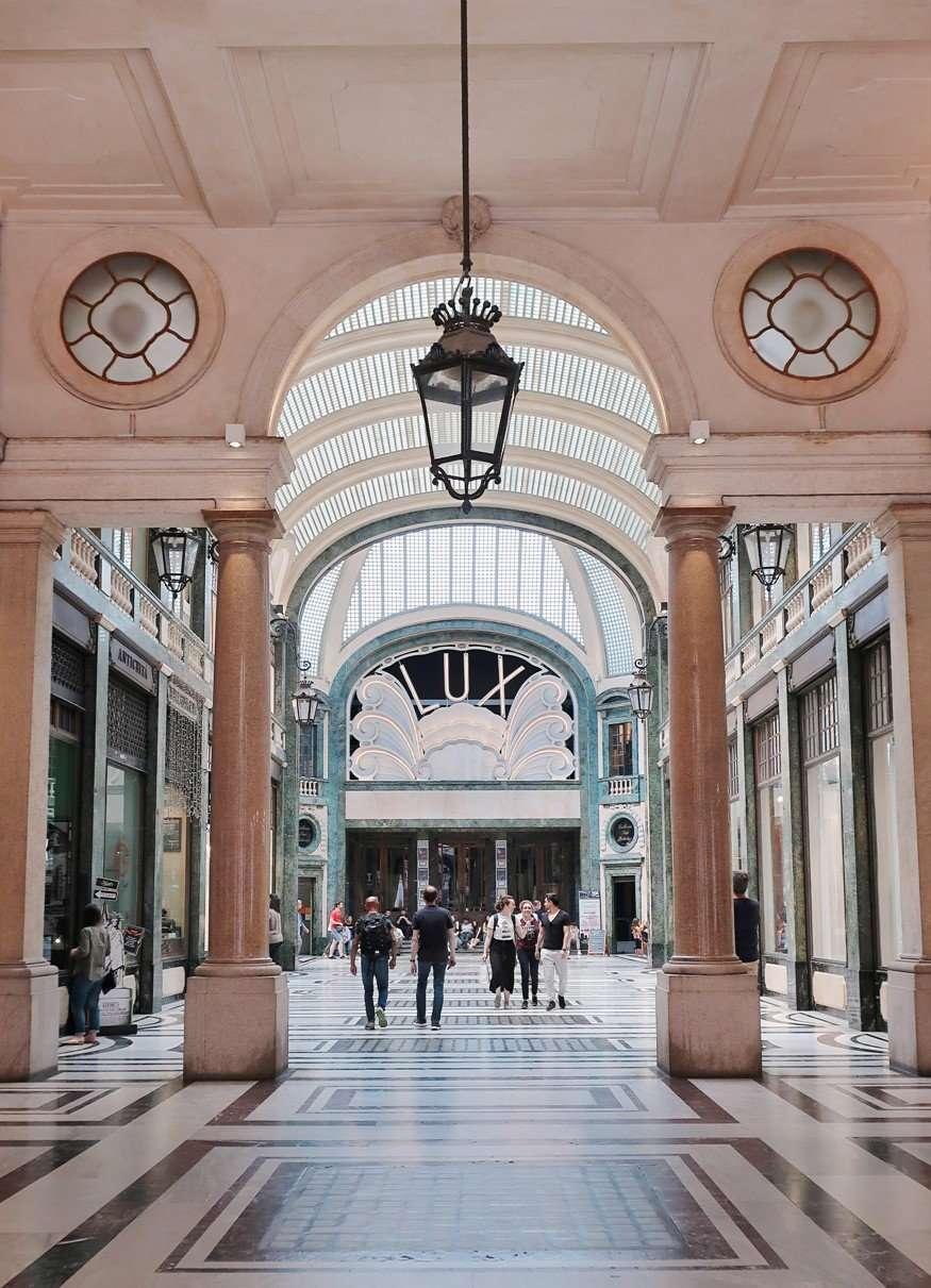cose da fare sempre a Torino: vedere le gallerie storiche