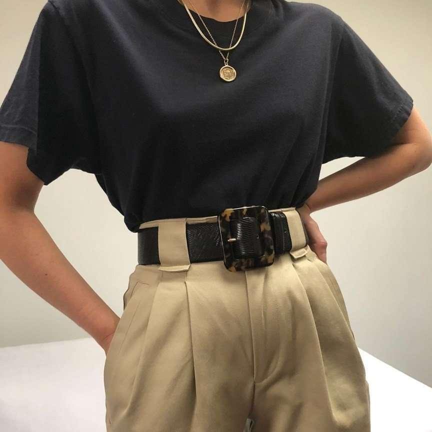 cintura alta anni 90
