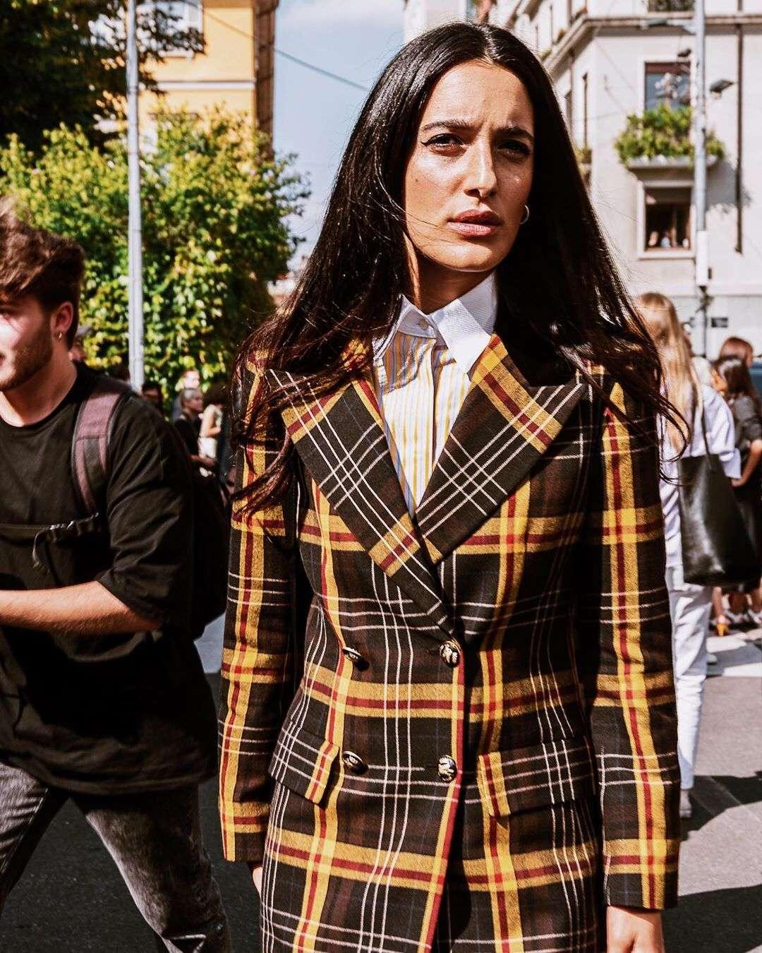 Levante alla Settimana della Moda di Milano
