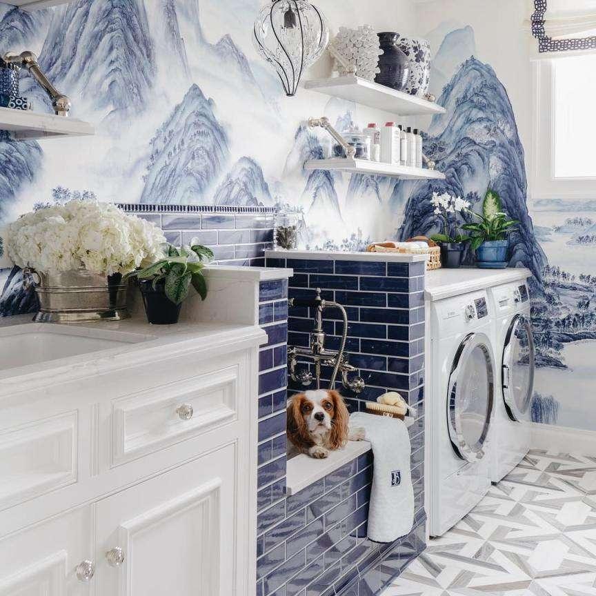 lavanderia blu
