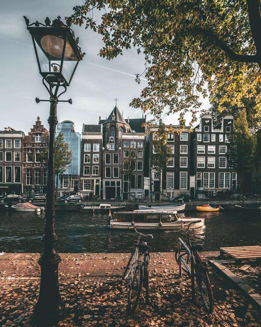 Amsterdam per un Weekend in autunno