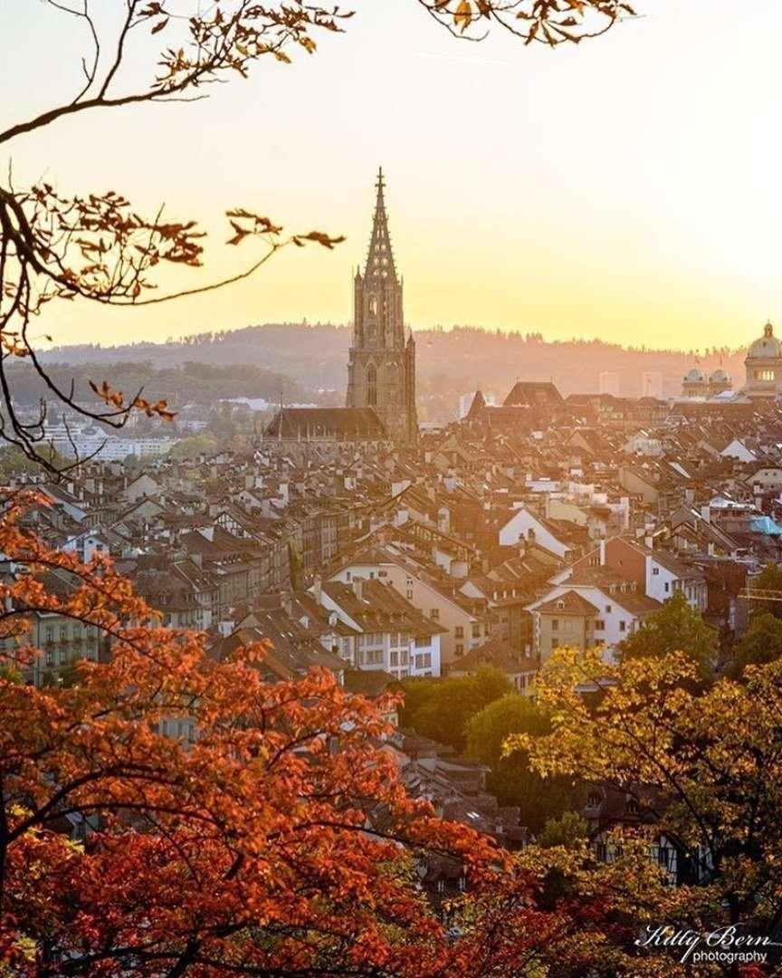 Berna per un Weekend in autunno