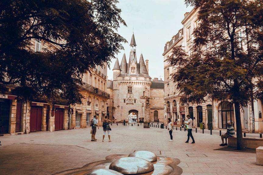 Bordeaux per un Weekend in autunno