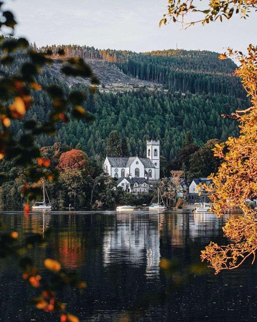 Edimburgo per un Weekend in autunno