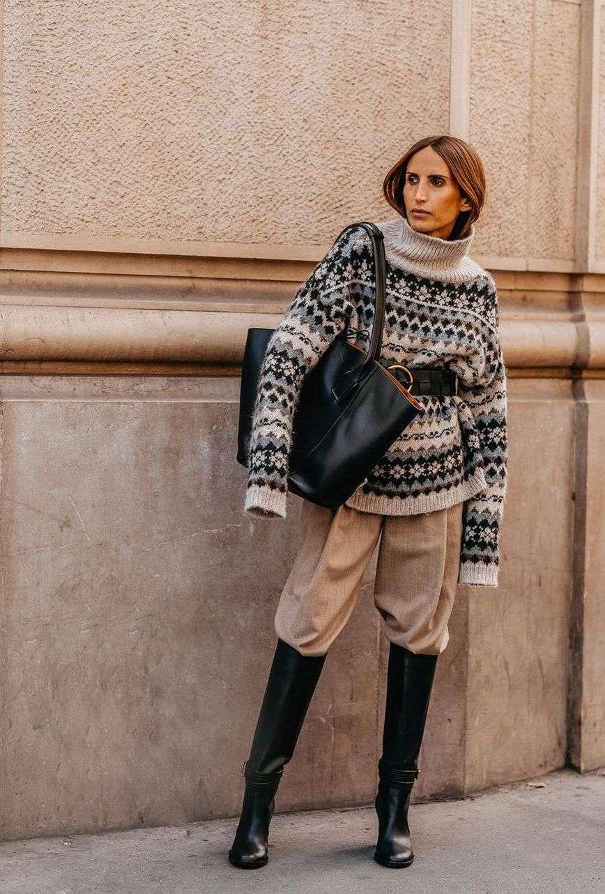 maglione alpino