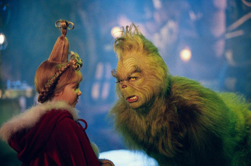 grinch film natalizi