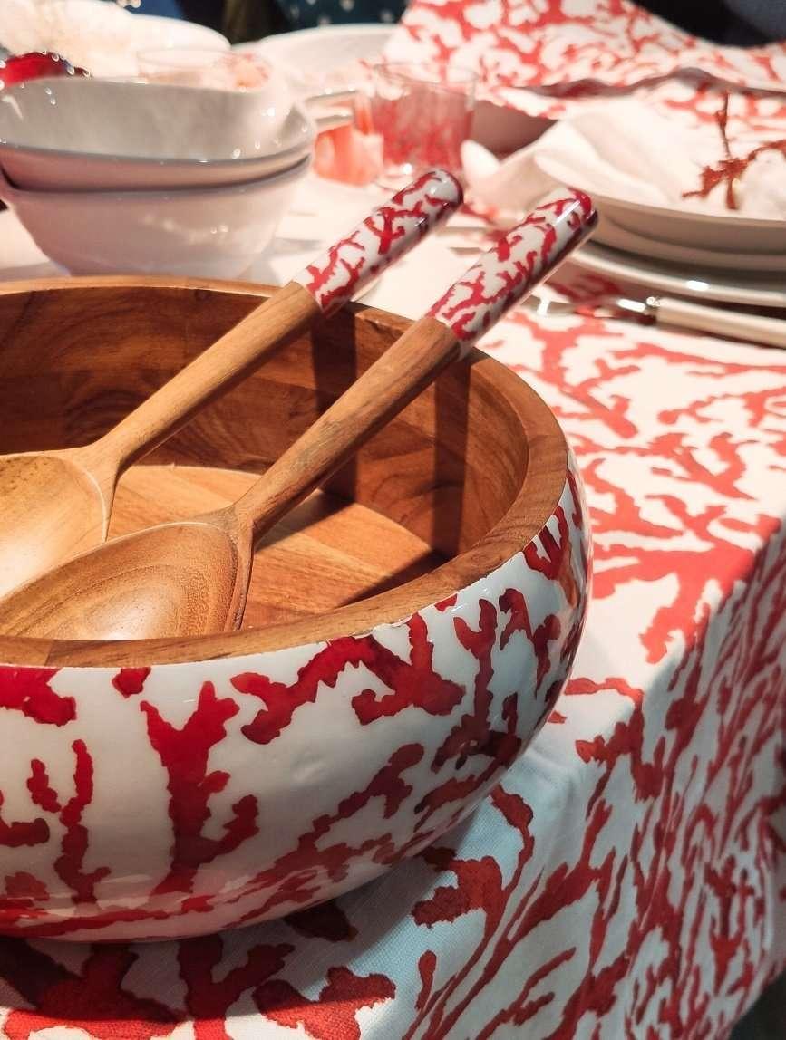 decorazione della tavola