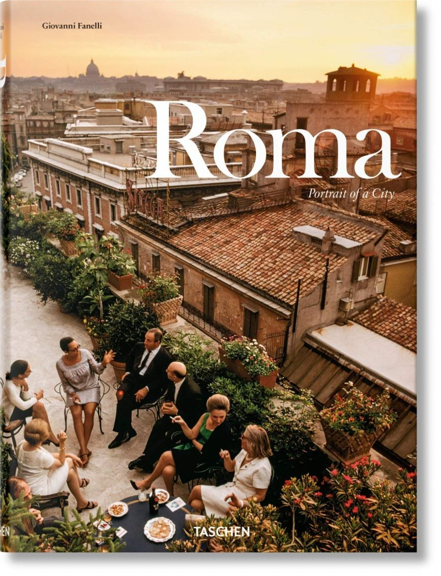libro su roma
