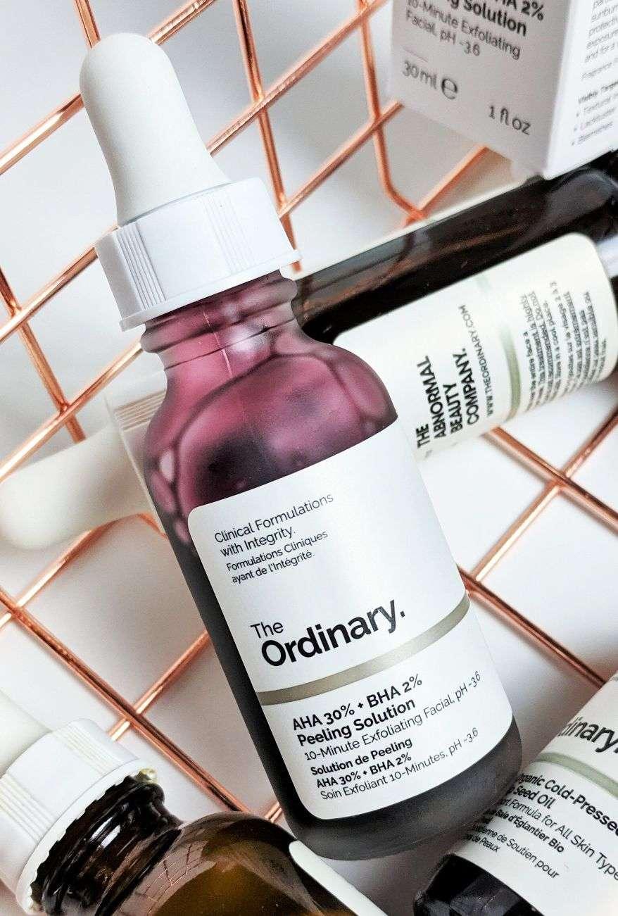 prodotti the ordinary