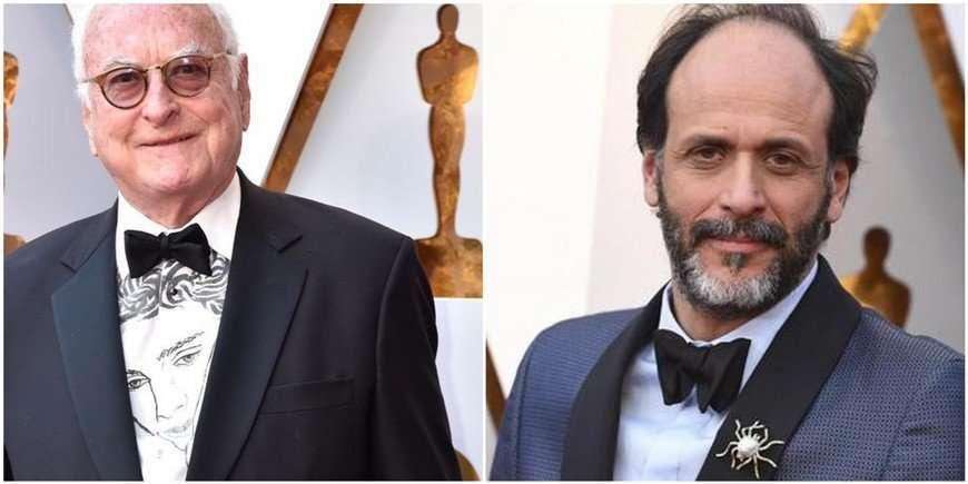 James Ivory e Luca Guadagnino