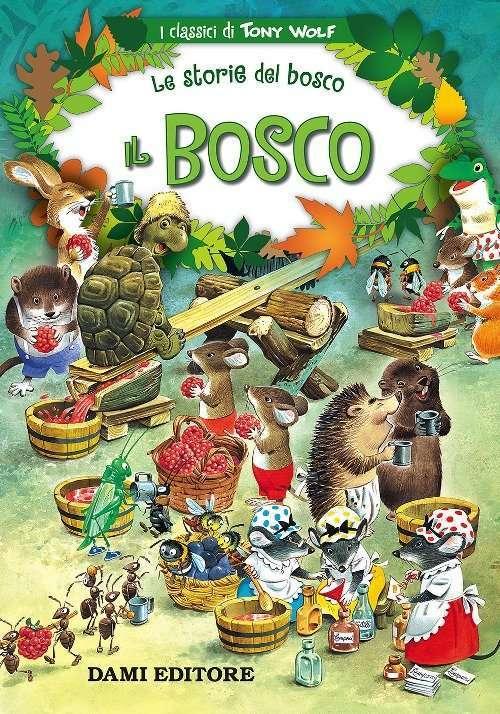 storie del bosco libro per bambini