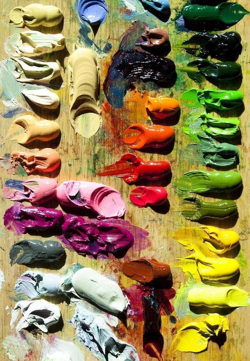 curiosità sui colori