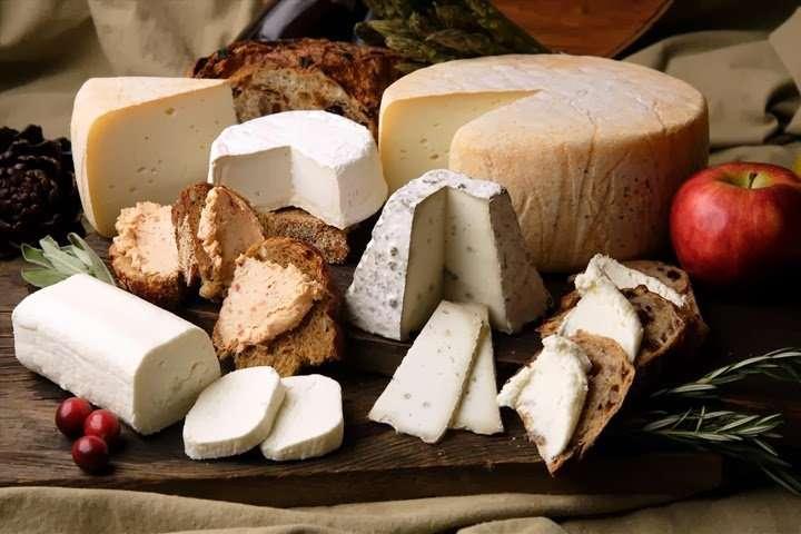 formaggio di alce