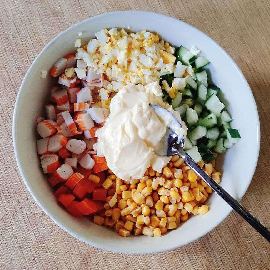 ingredienti insalata russa