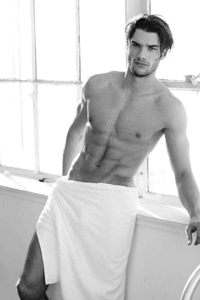 towel series mario testino