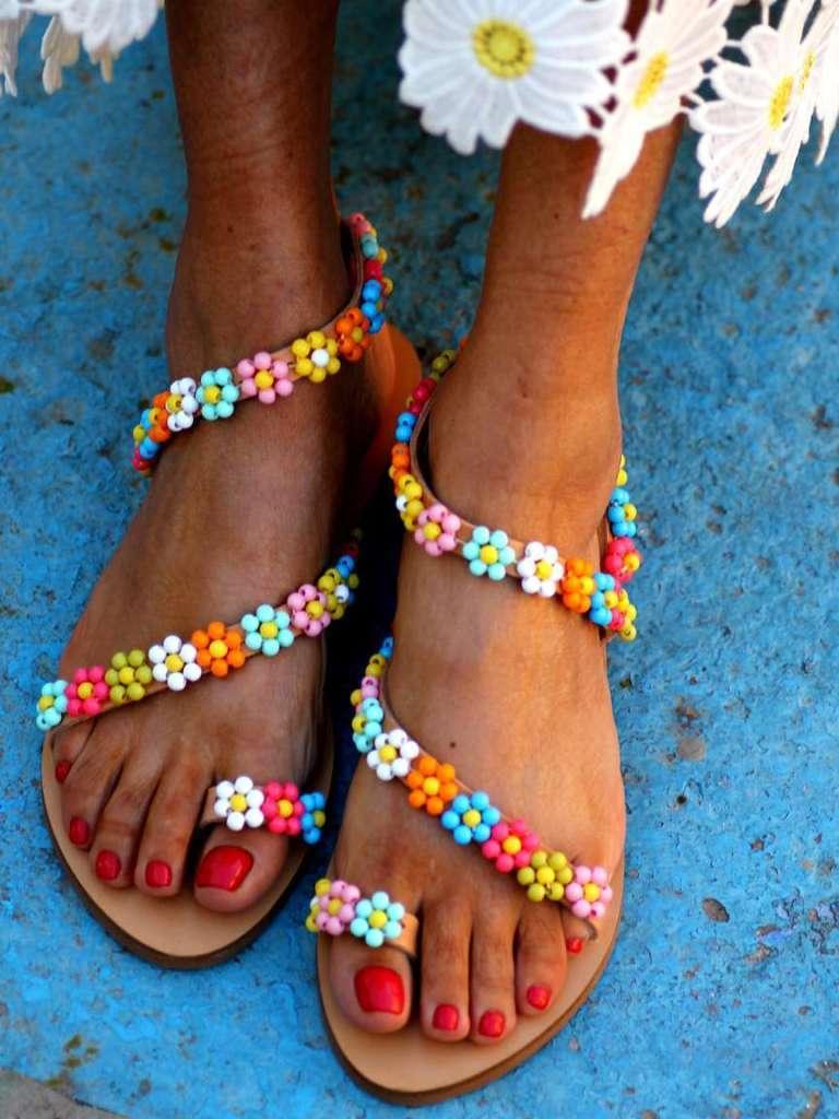 sandali e ciabattine