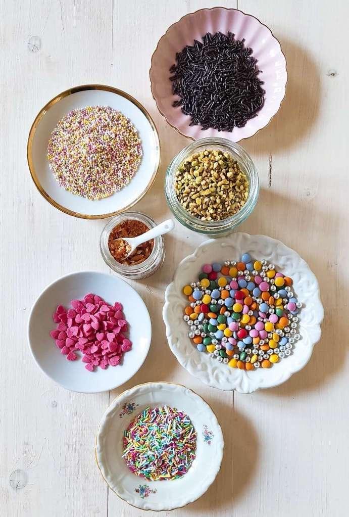 sprinkles e zuccherini