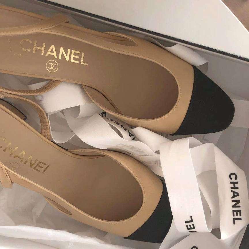 scarpe chanel