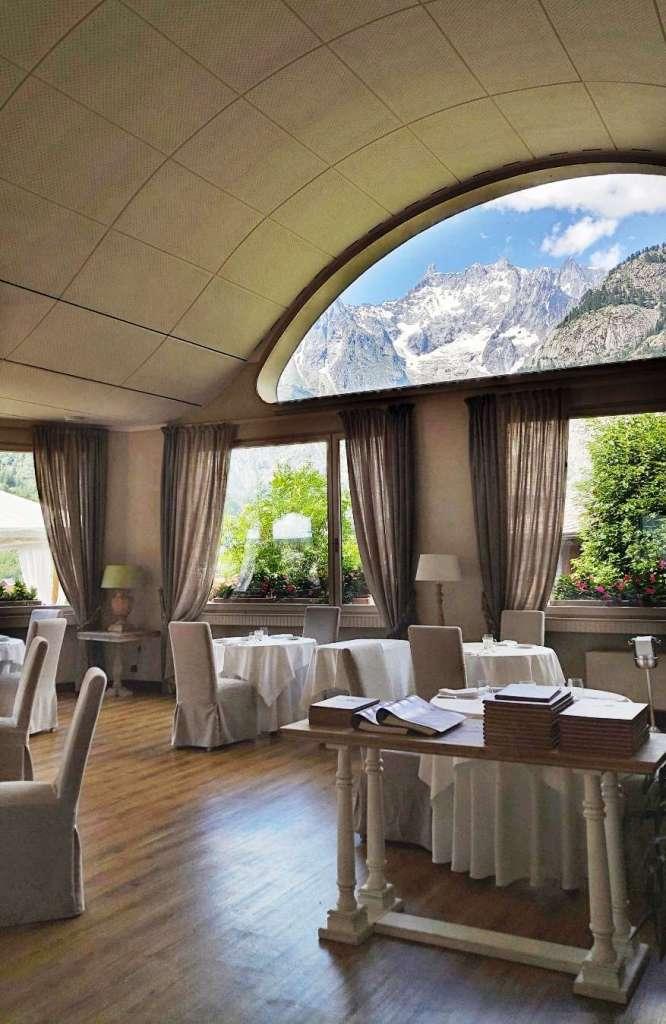 Grand Hotel Royal & Golf di Courmayeur