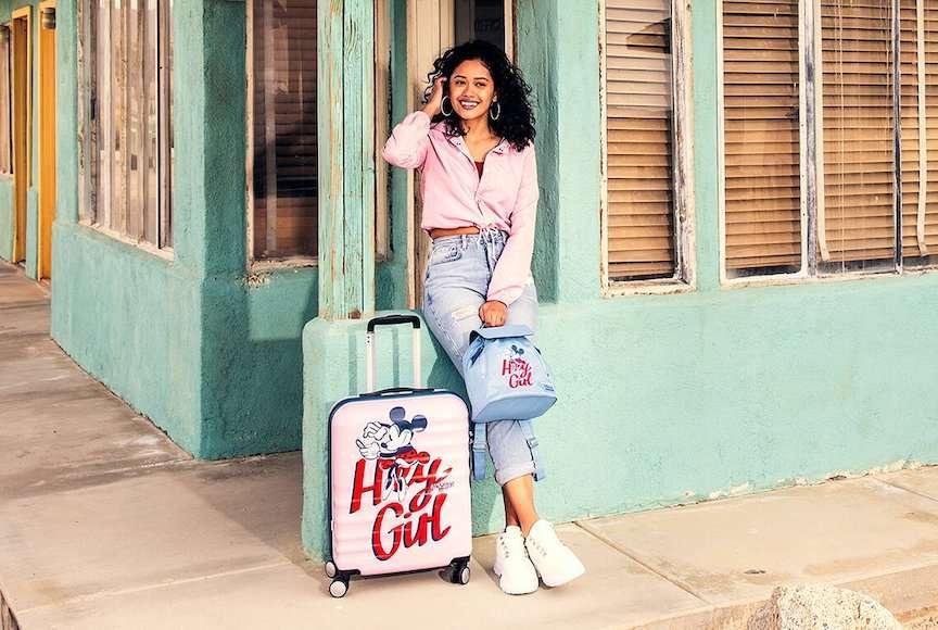 valigie belle American Tourister