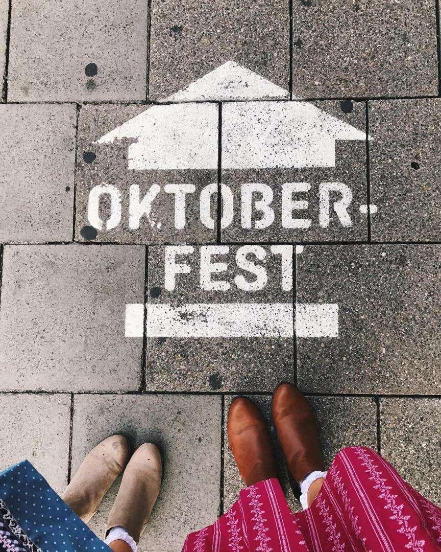 oktoberfest storia