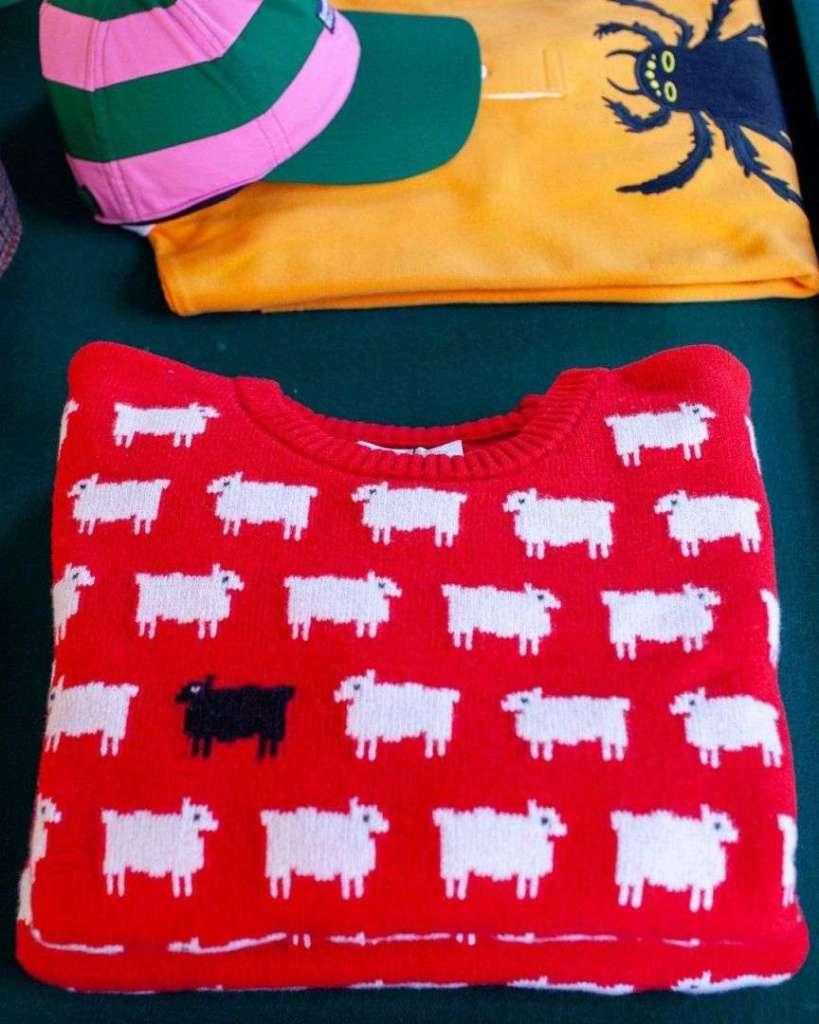 maglia preppy style