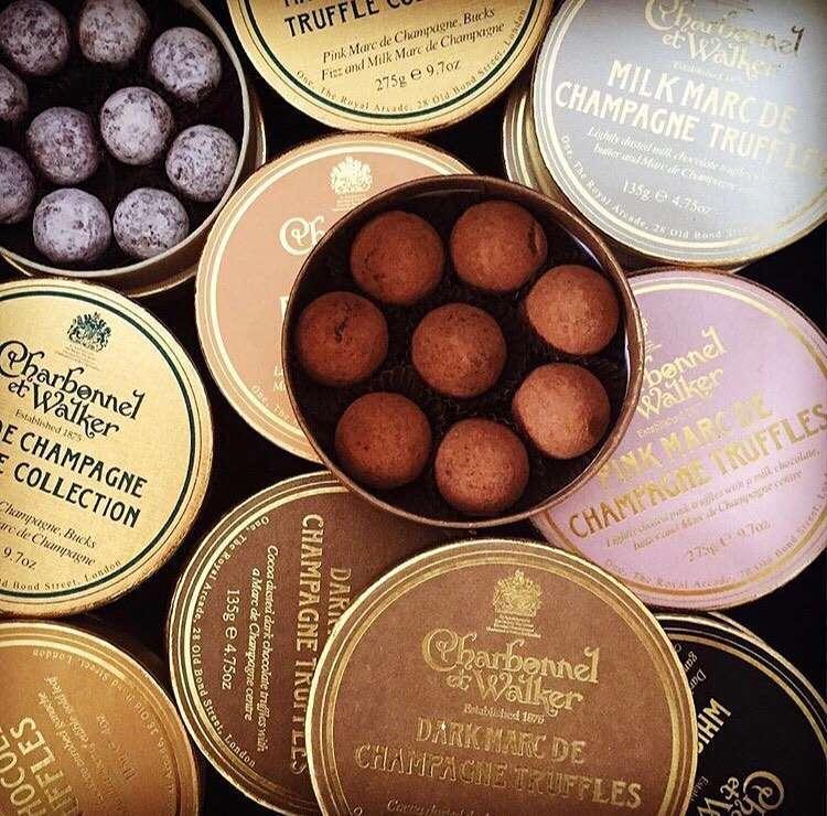 Cioccolatini di lusso