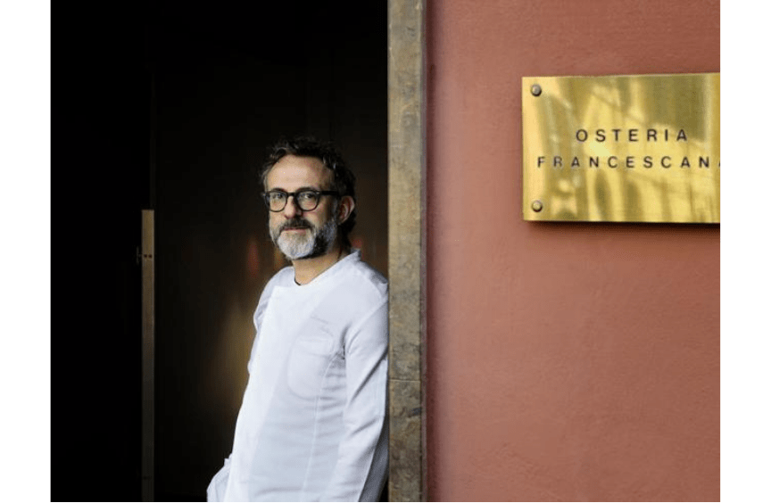 Chef Bottura_Osteria Francescana