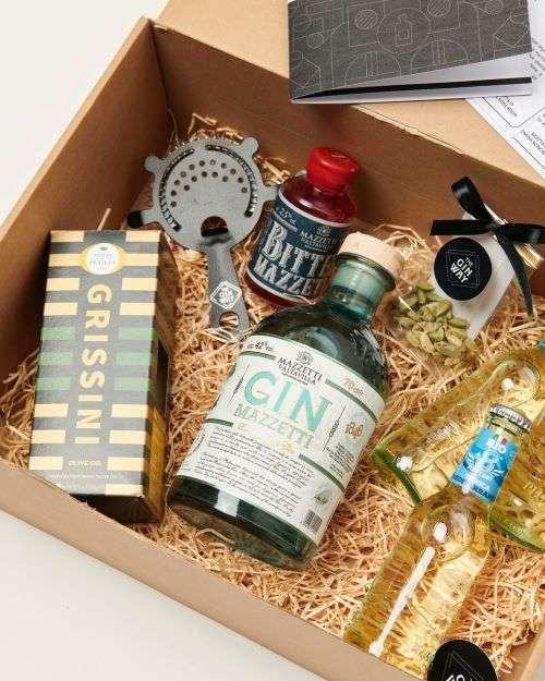 box regalo gin
