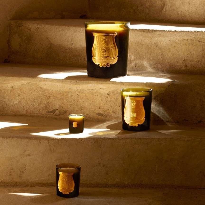 candele luxury