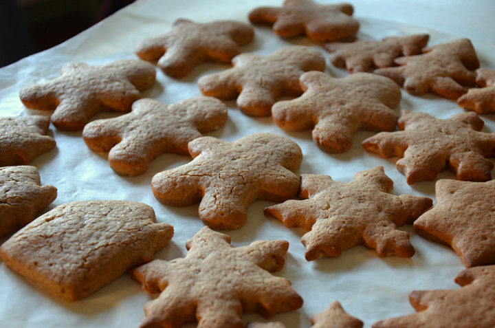 lebkuchen biscotti di natale ricetta