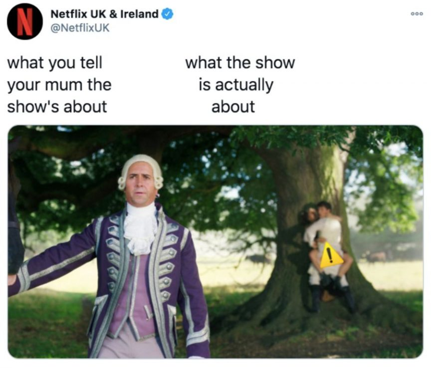 meme bridgerton