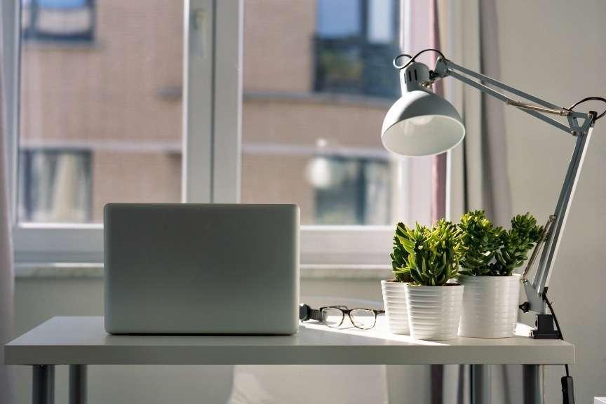 smart working minimalista