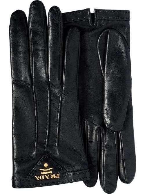 guanti prada