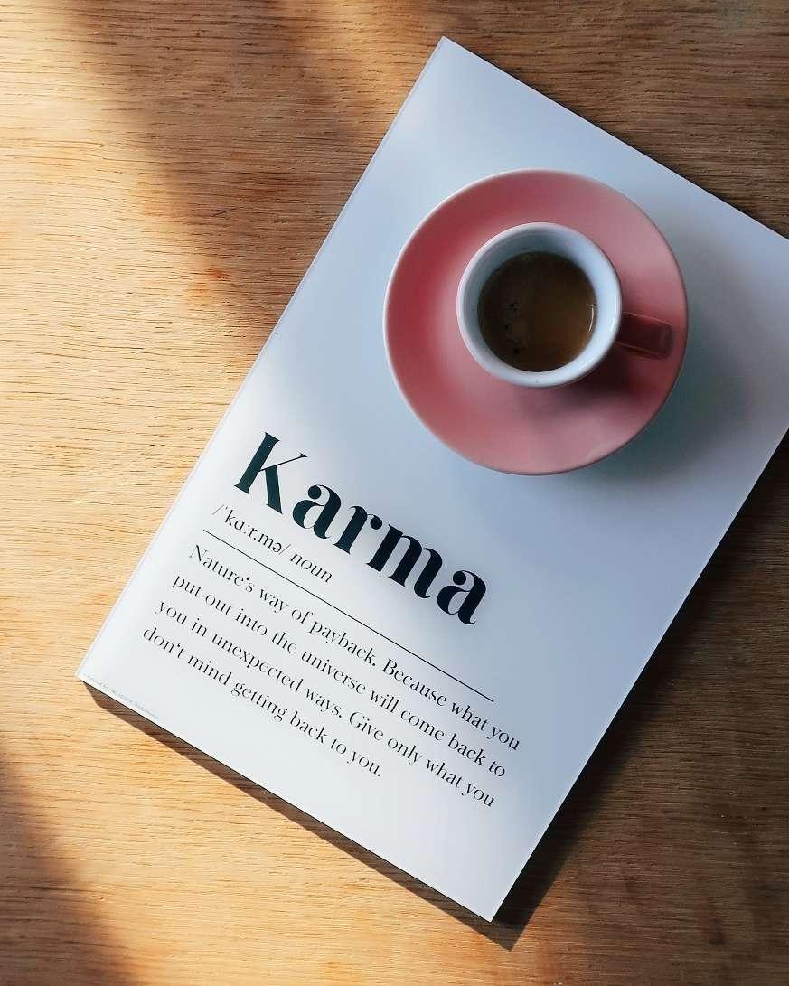 stampa karma
