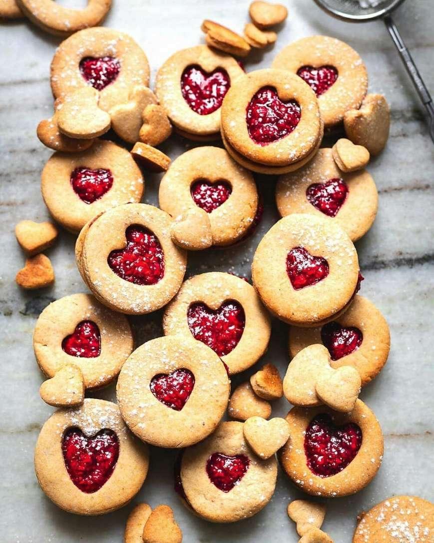 biscotti a cuore
