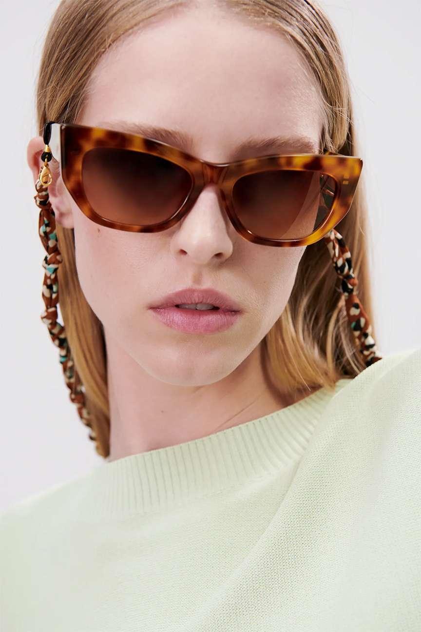 occhiali da sole di zara