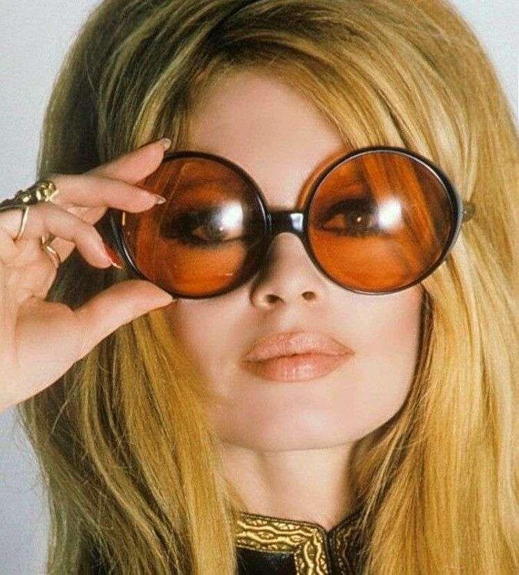brigitte bardot occhiali da sole