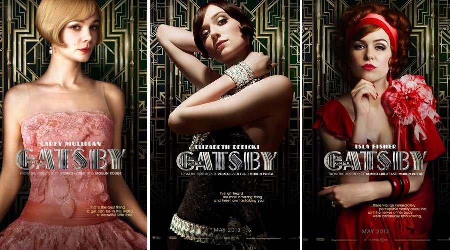 Il Grande Gatsby abiti