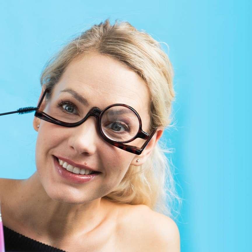 occhiali monocolo