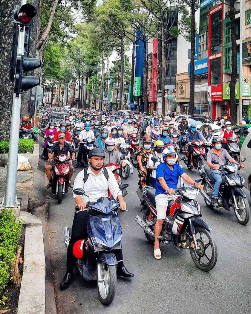 Traffico Vietnam