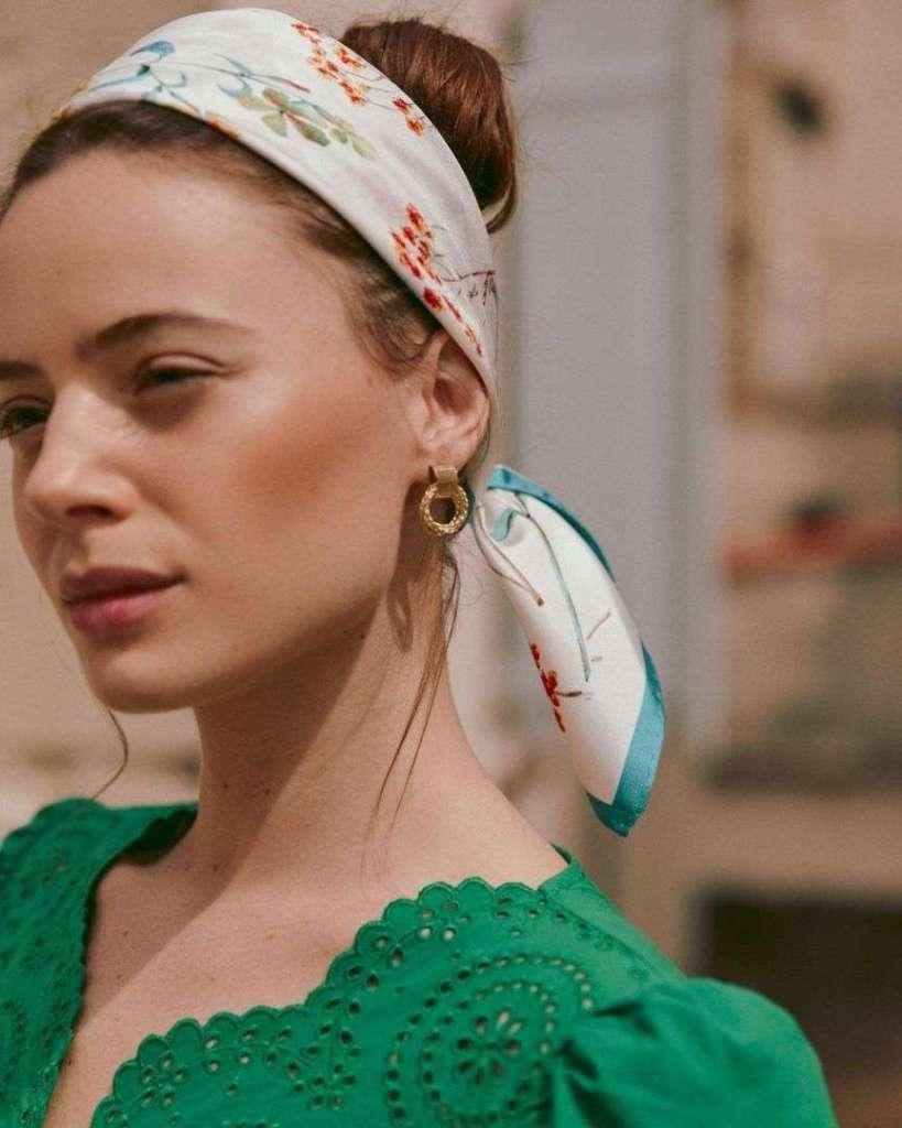 foulard a fascia
