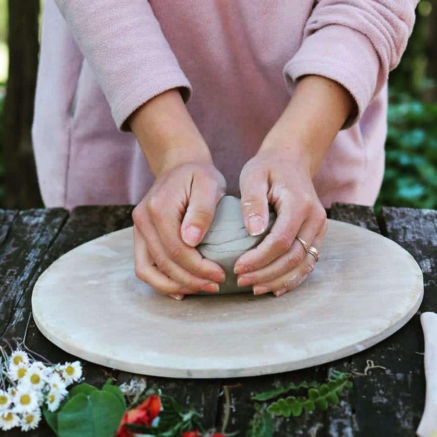 lavorazione ceramiche artigianali