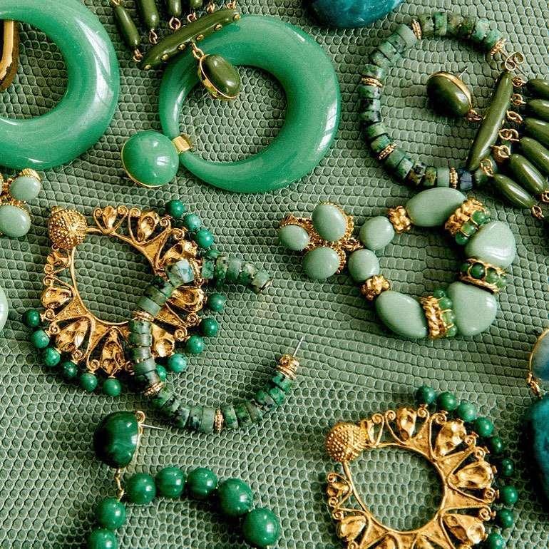 verde accessori moda 2021