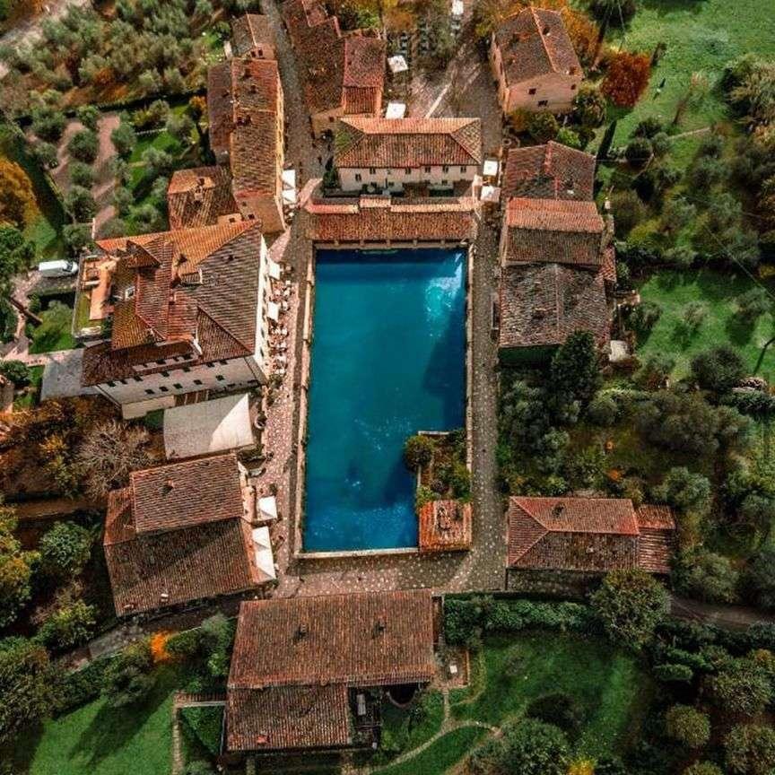 bagno vignoni provincia di siena