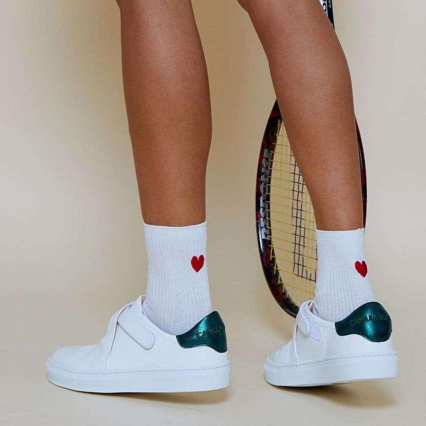 calzini tennis