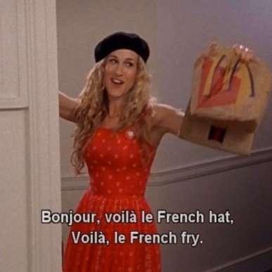 Look delle ragazze francesi