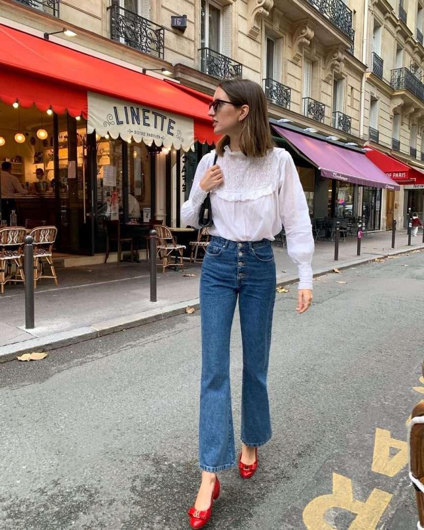 stile ragazze francesi