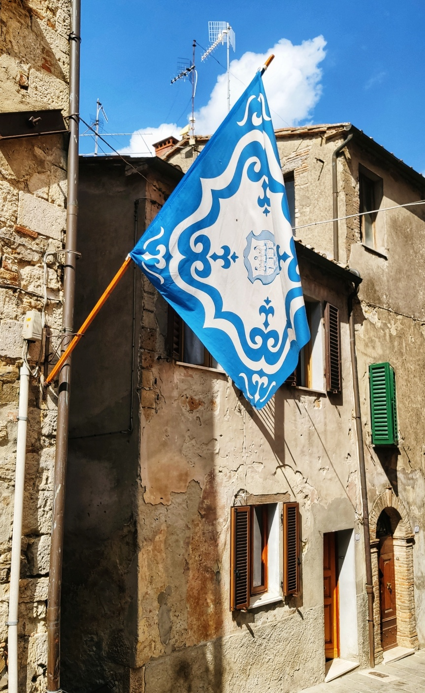 bandiera san casciano dei bagni